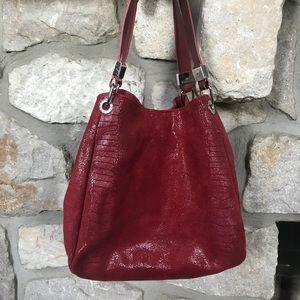 Beautiful Leather Purse by Prune- Great Gift Idea!